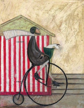 Sam Toft A Penny For Your Thoughts