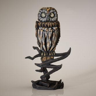 Owl Tawny Matt Buckley Edge Sculpture