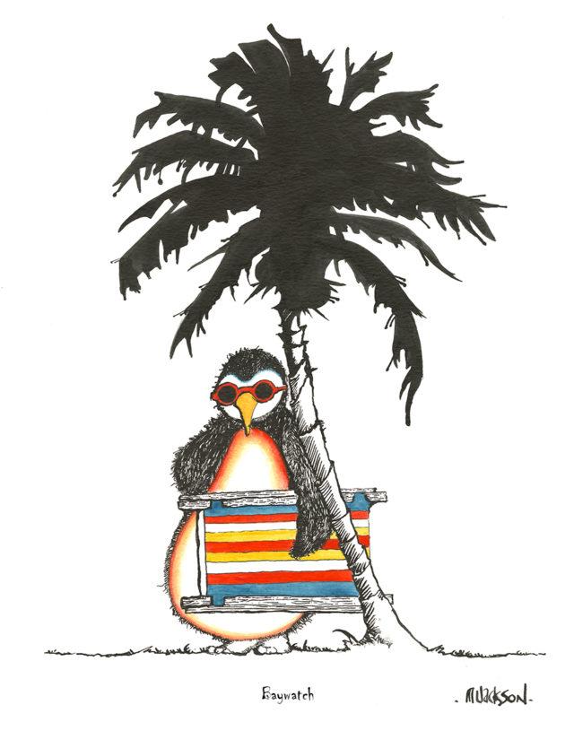 Baywatch - Penguin