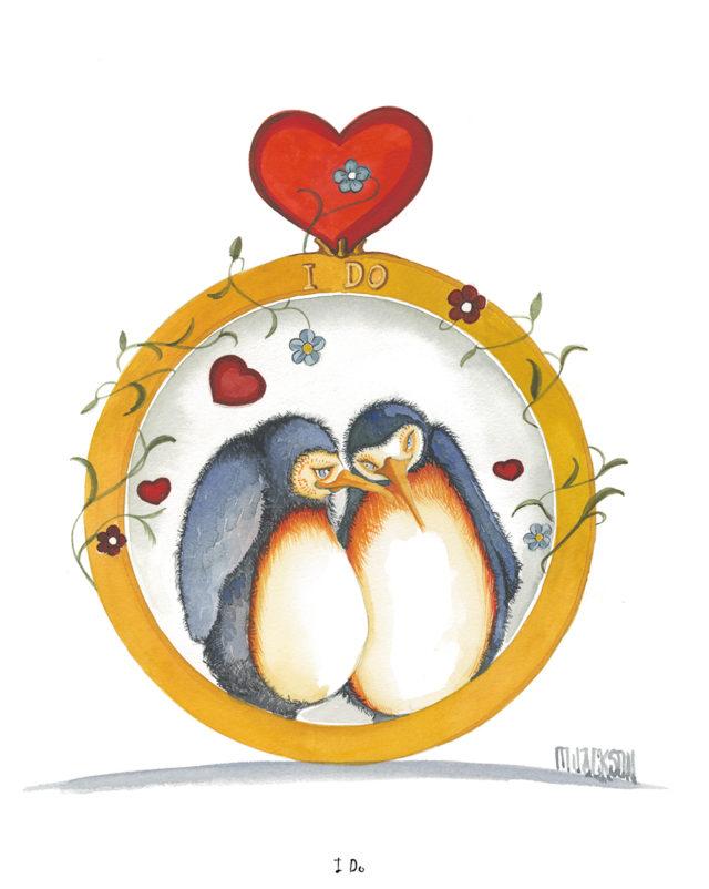I Do - Penguins