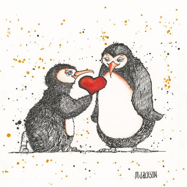 It's Love Actually - Penquins