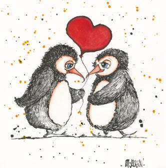 My Heart Belongs to You - Penquins