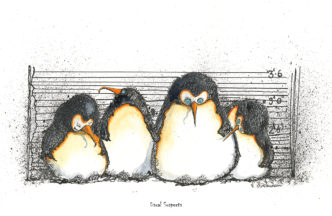 Usual Suspects - Penguins