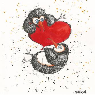 Your Love Keeps Lifing me Higher - Penguins