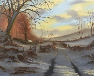 Alan Kingwell Moorland Bound