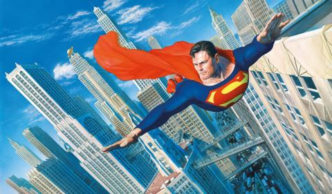 Look! Up in the Sky! by Alex Ross