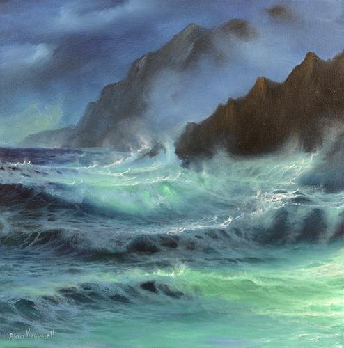 Sea Breeze by Alan Kingwell