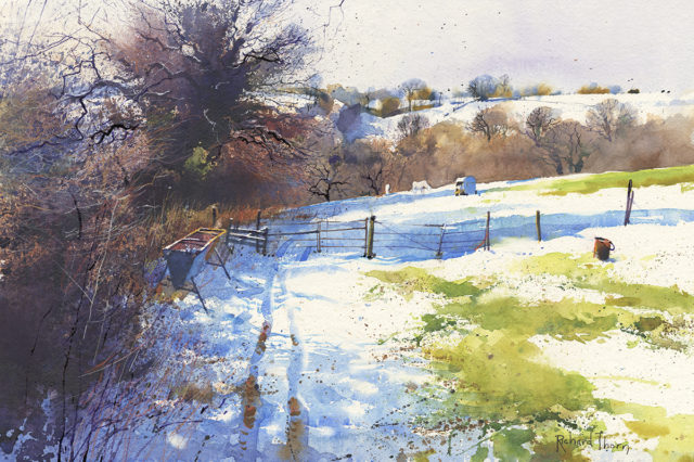 A Light Fall on the Moor
