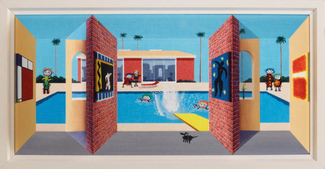 Poolside Gallery by John Wilson