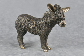 Frith Sculpture Donkey Standing