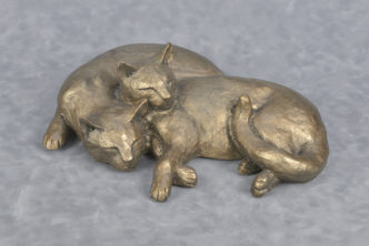 Frith Sculpture Cats