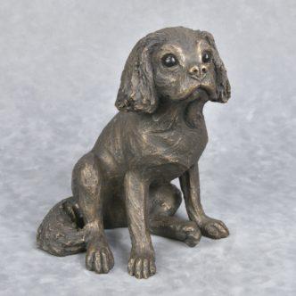 Ollie Bronze Sculpture by Suzie Marsh