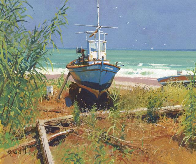The Carribee by Richard Thorn
