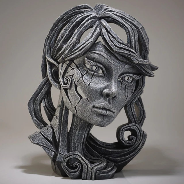 Wood Elf Mistral by Matt Buckley Edge Sculpture
