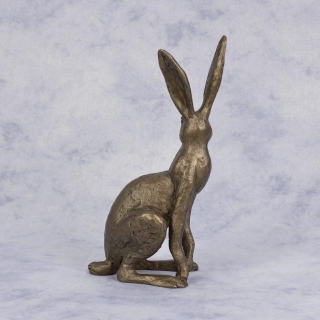 Tarquin coldcast bronze sculpture Thomas Meadows