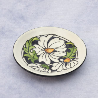 Phoebe Summer Tray by Moorcroft Pottery
