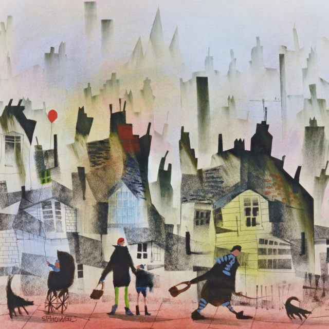 Shall We All Go by Sue Howells