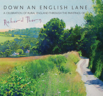 Down An English Lane by Richard Thorn