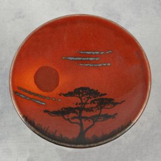 African Sky Plaque 12cm