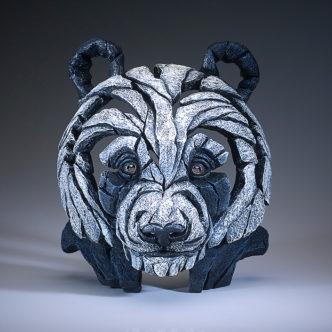 Panda Bust Sculpture by Matt Buckley, Edge, Robert Harrop Designs.