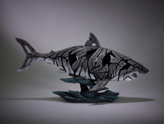 Shark Matt Buckley Edge Sculpture