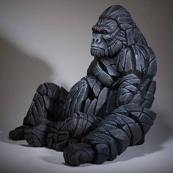 Gorilla Sculpture by Matt Buckley, Edge, Robert Harrop Designs.