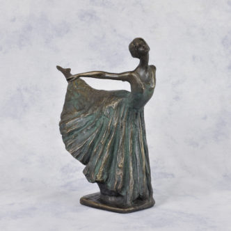 Arabesque (LJ003) by Frith Sculpture