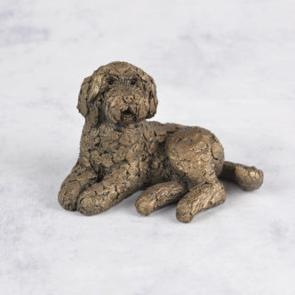 Koko Cockapoo AT039 by Frith Sculpture
