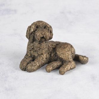 Koko Cockapoo AT039 by Frith Sculpture