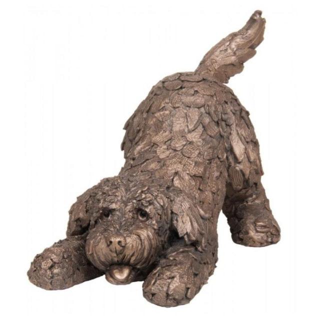 Frith Sculpture Barney Cockapoo