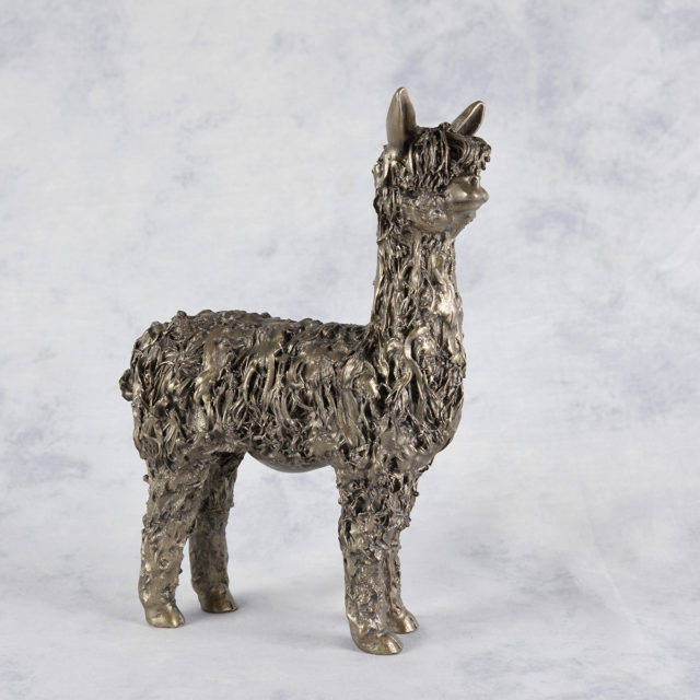 Frith Sculpture Alpaca VB002 by Veronica Ballan