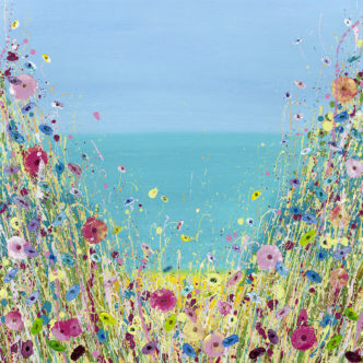 Summers Dream by Julie Clifford FLORAL ART