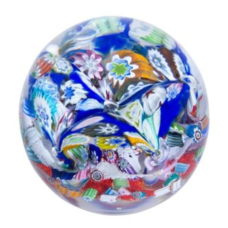 Millefiori Fingals Cave by Caithness Glass