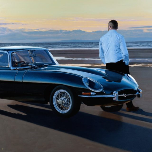 A Break in the Journey Limited edition print by Iain Faulkner