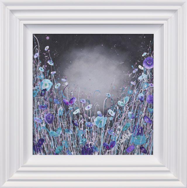 Wild Love Original by Julie Clifford FLORAL ART