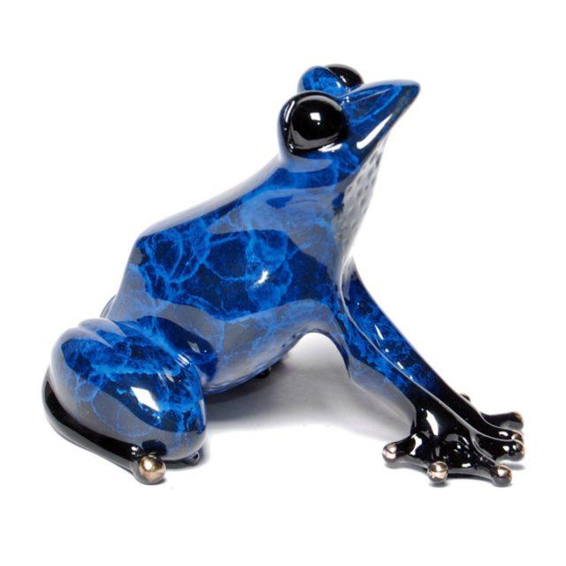 Frogman Bronze Indigo