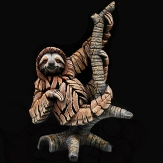 Sloth Sculpture by Matt Buckley Edge Sculpture