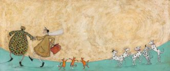 Strictly Fun Sam Toft Signed Limited Edition Print