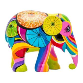 The Colours of Chiang Mai Elephant Parade