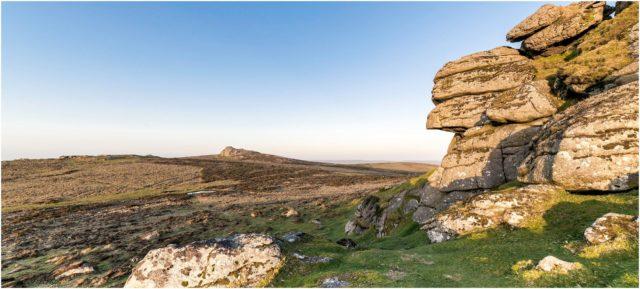 Rippon Tor Dartmoor Framed by Paul Haddon Photography