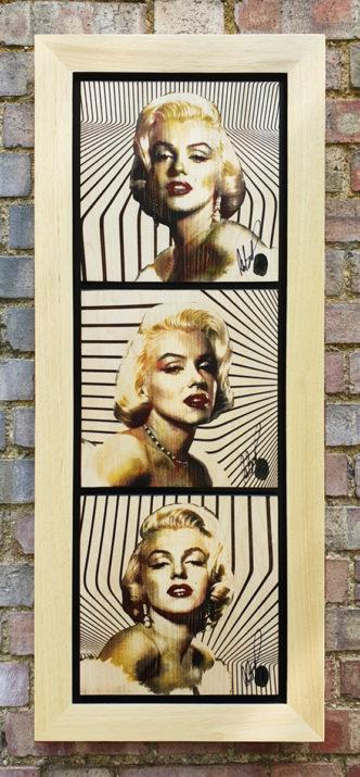 BISH503 Marilyn Monroe Rob Bishop