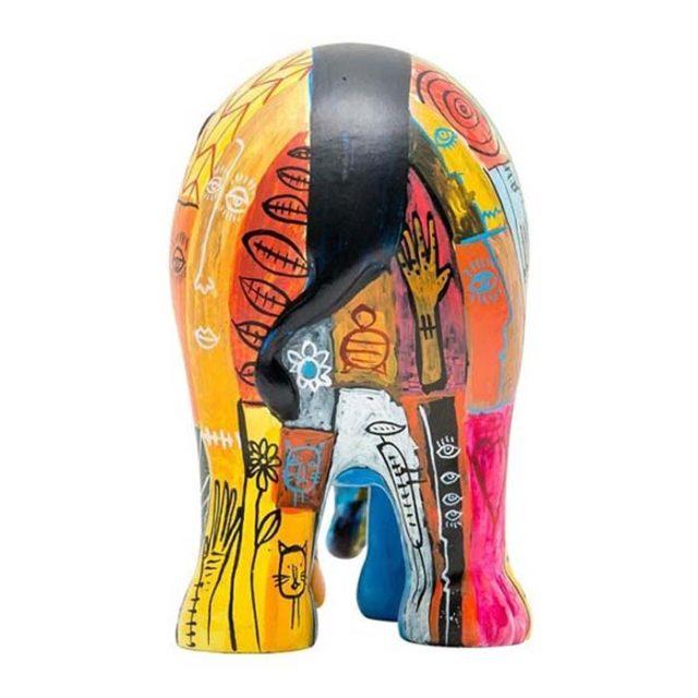 Psycho Elephant Antropofágico Tropical Elephant Parade