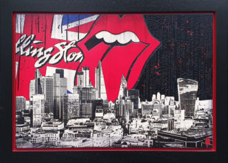 London Skyline: The Stones Rob Bishop