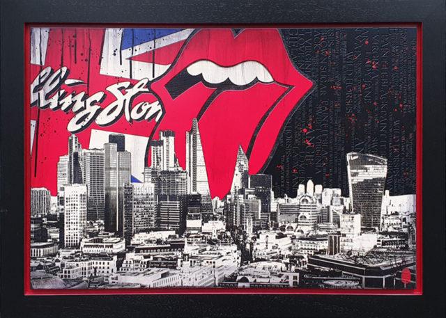 London Skyline: The Stones Rob Bishop