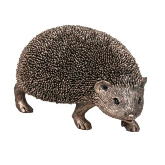 Snuffles - Hedgehog - Thomas Meadows - TM034 by Frith Sculpture