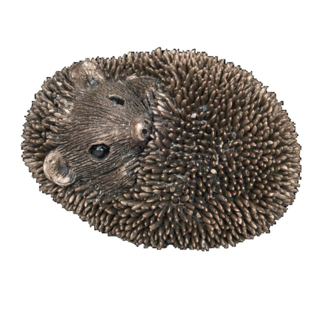 Zippo - Baby Hedgehog asleep - Thomas Meadows - TM050 Frith Sculpture