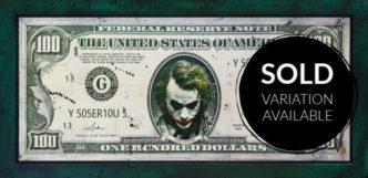 Joker Dollar Rob Bishop