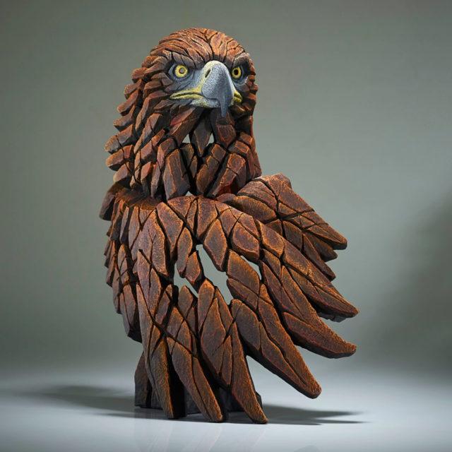 Golden Eagle by Edge Sculpture