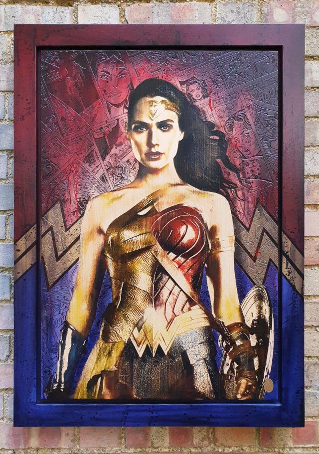 BISH565 Wonder Woman OV1 58 x 86