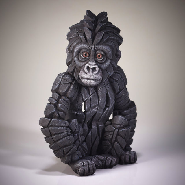 ED36 Baby Gorilla Edge Sculpture